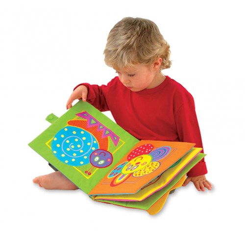 Giant Soft Book - Carte Giganta Moale