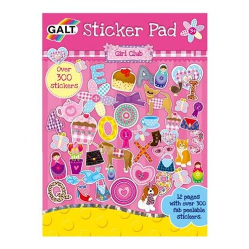 Caiet stickere - Sticker Pad
