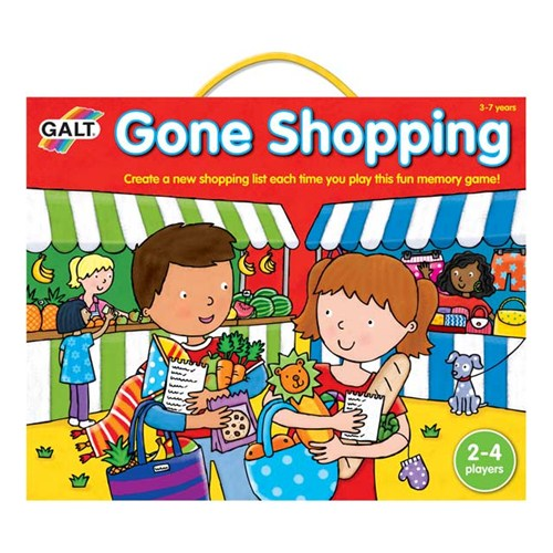 Gone Shopping - Joc 2 In 1
