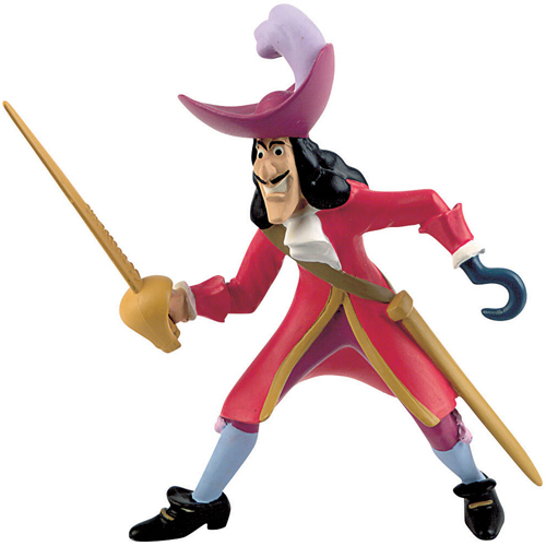 Figurina Capitanul Hook