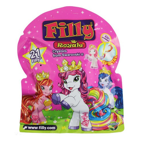 Filly Royale in Folie