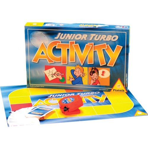Activity Junior Turbo