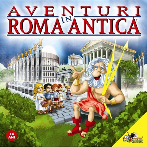 Aventuri in Roma Antica