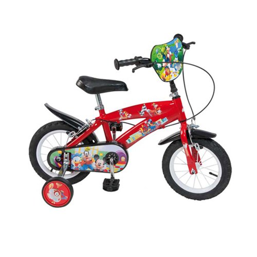 Bicicleta Mickey Mouse Club House