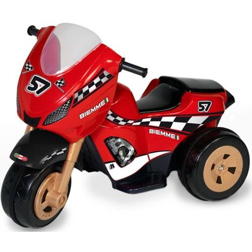 Motoscooter Super Gp Rosu