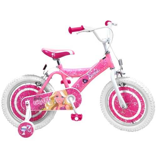 Bicicleta Barbie 16