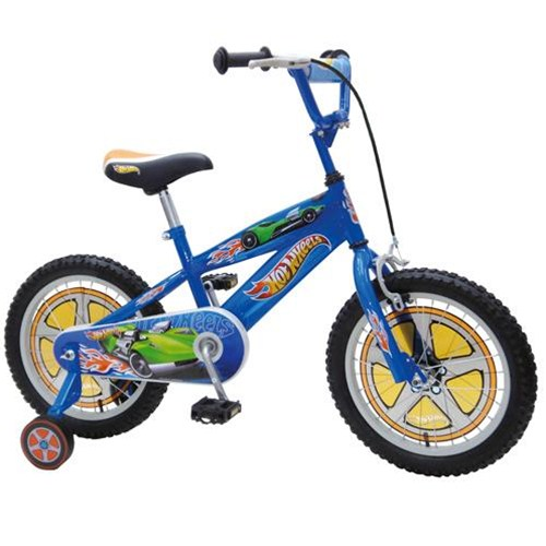 Bicicleta Hot Wheels 16